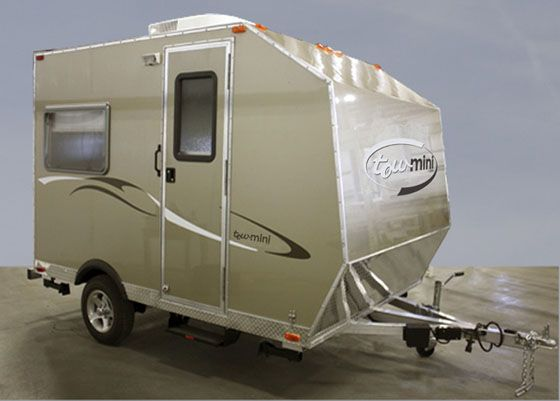mini trailer camper