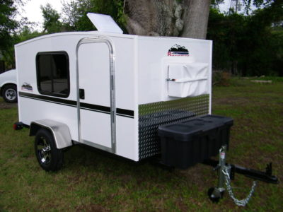 mini trailers for camping