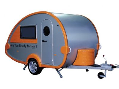 mini travel trailers