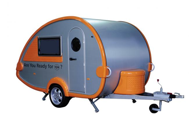 mini travel trailers