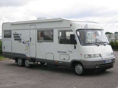 motorhome hire midlands