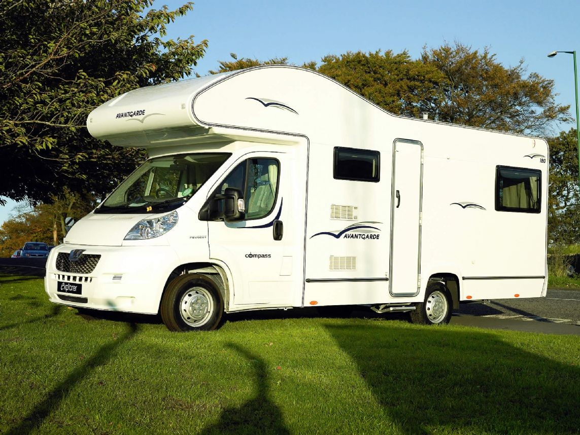 motorhome hire north west