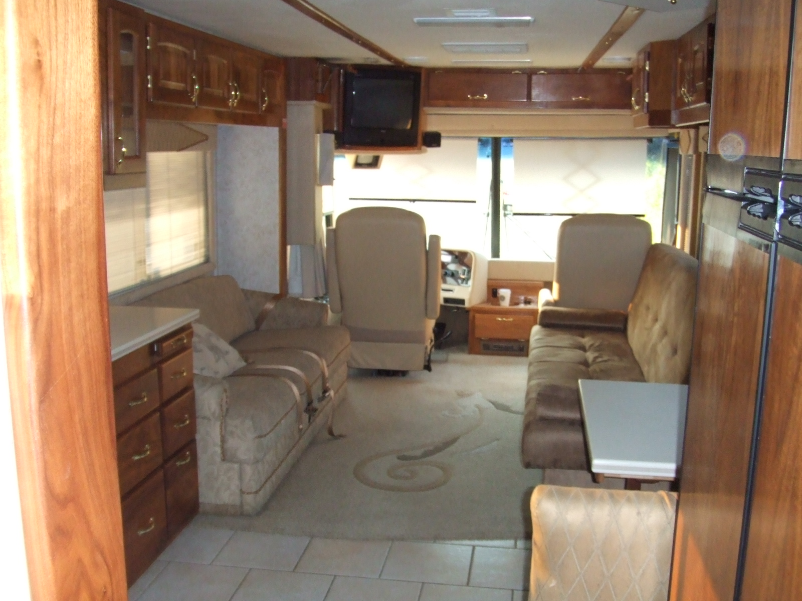 motorhomes for rent
