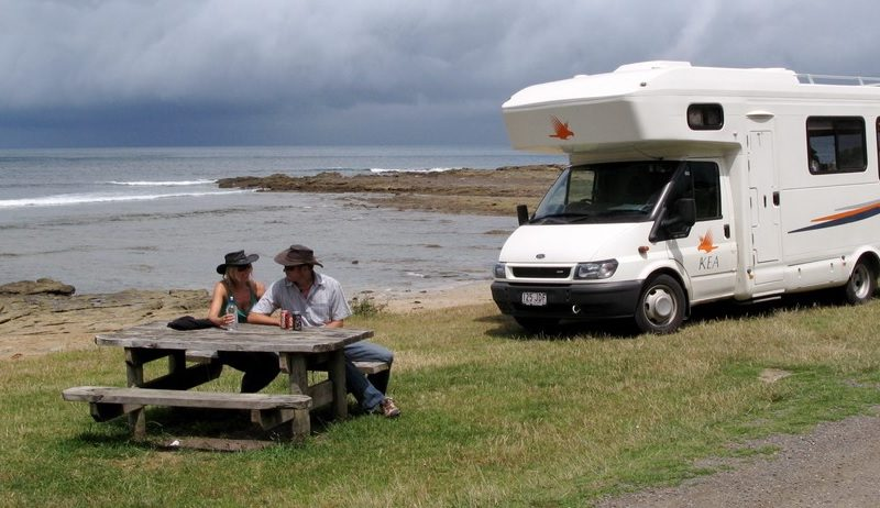 motorhomes to hire