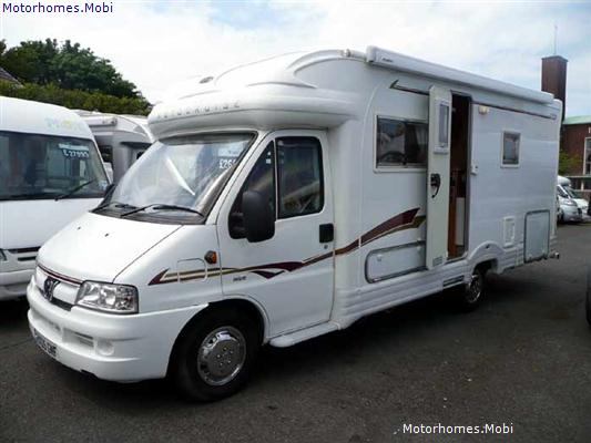 motorhomes used for sale