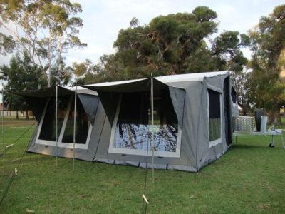 new camper trailers