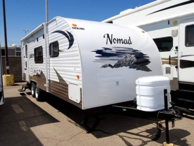 new rv sales