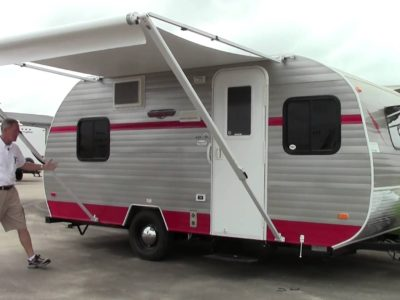 new rv trailers
