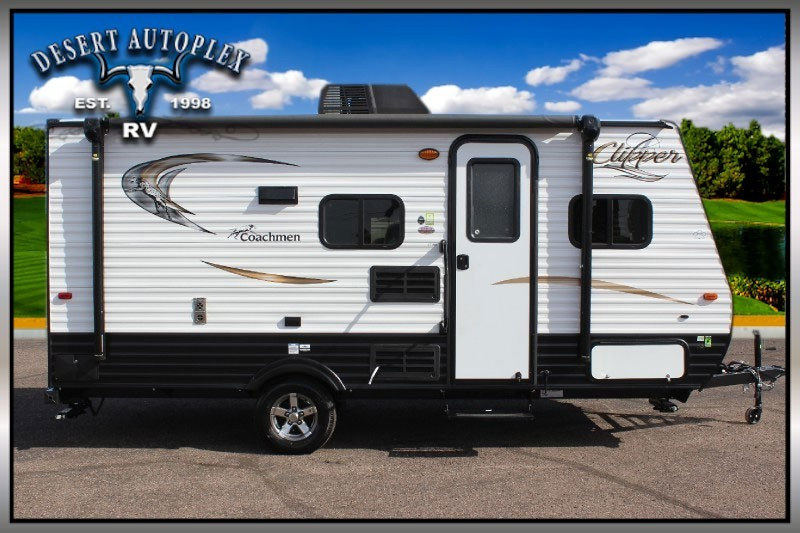 new travel trailers