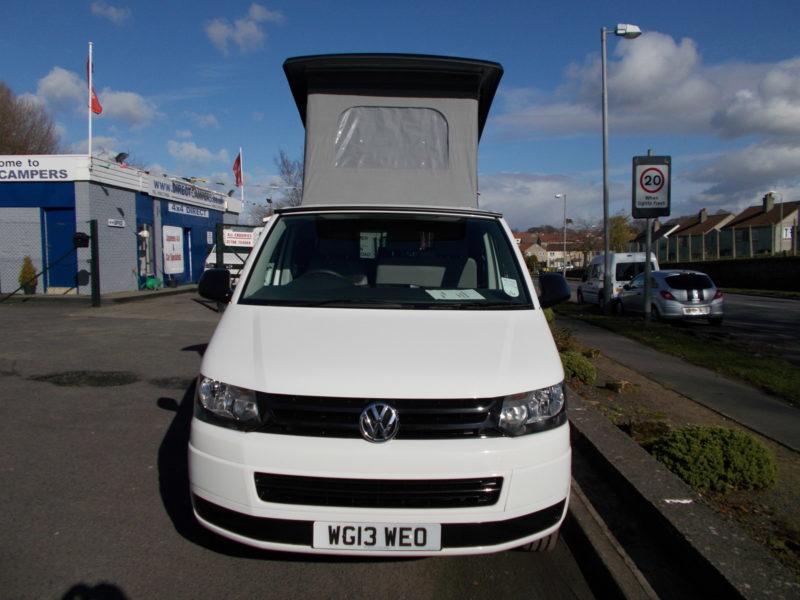 new vw camper van
