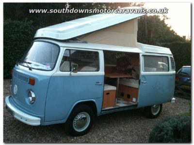 old camper vans for sale