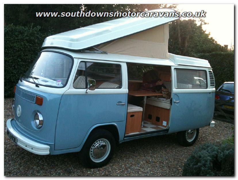 old camper vans for sale