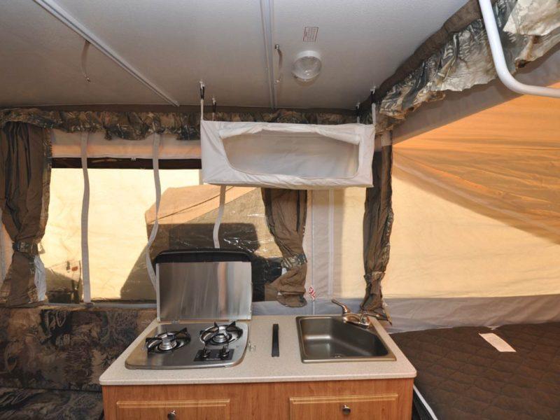 overhead camper