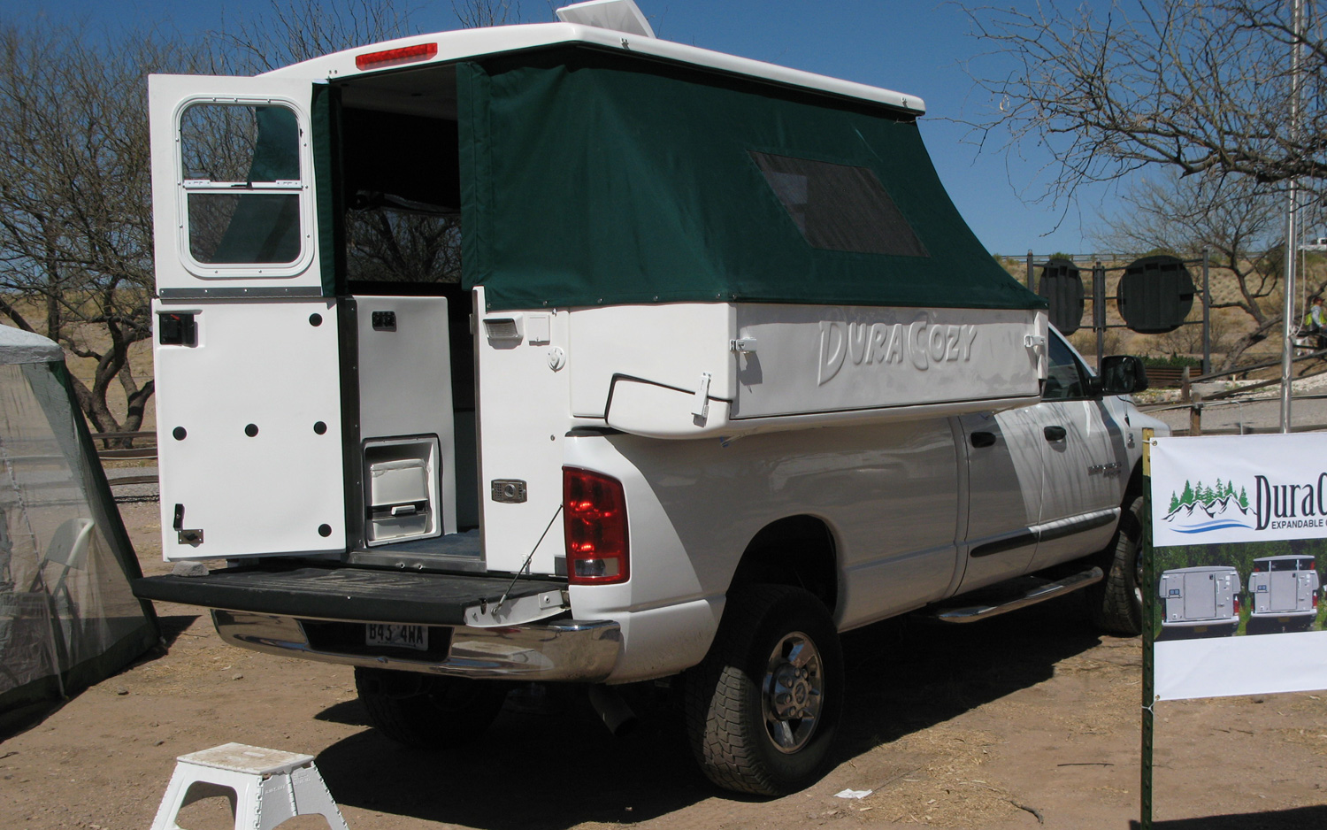 pop up travel trailers