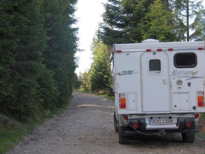 popup camper rental
