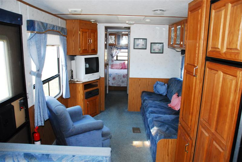 pre owned travel trailers
