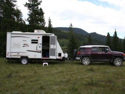 Pull Behind Travel Trailers Camper Photo Gallery
