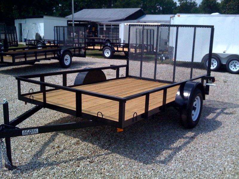 pull camper trailers
