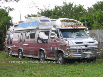 rv camper vans