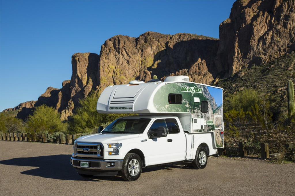 rv campers for rent