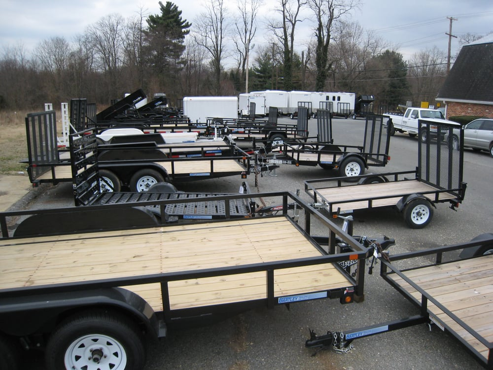 rv trailers for sale near me