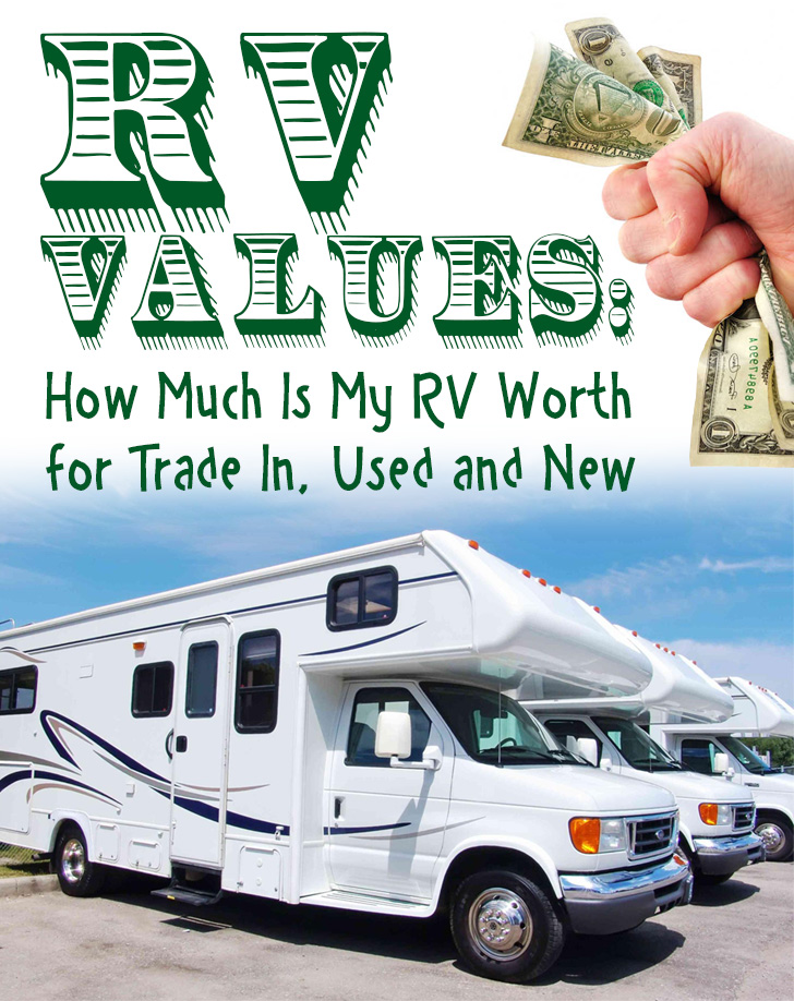 rv used prices