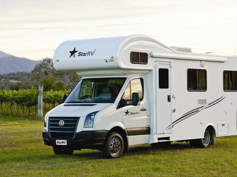 rv vehicle