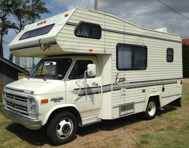 sell rv