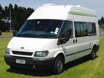 small camper van