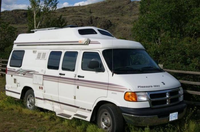 small camper vans for sale