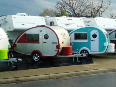 small camping trailers sale