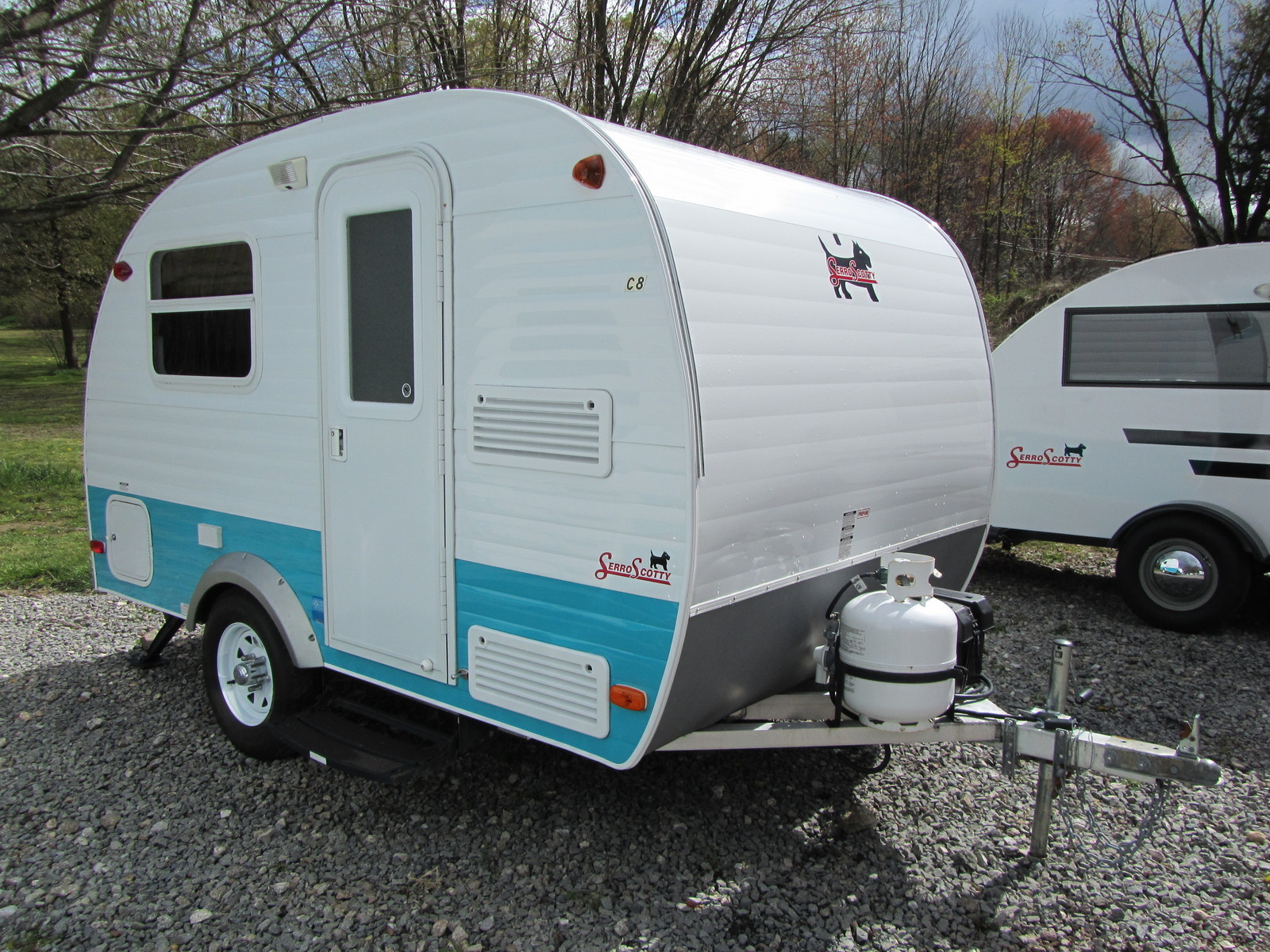 small camping trailers with bathrooms | Camper Photo Gallery