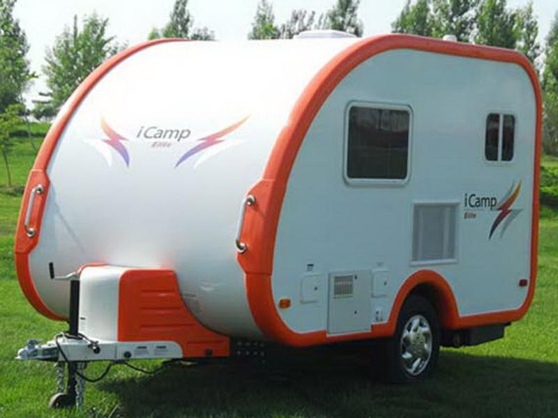 small lightweight camper