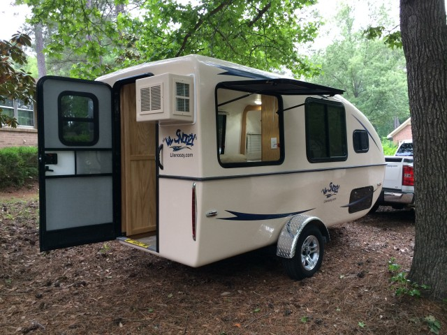 Small Light Campers Camper Photo Gallery