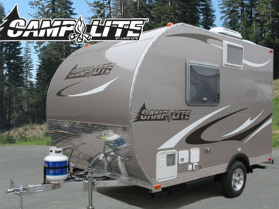 small lightweight camping trailers
