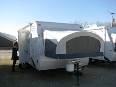 small lightweight rv trailers