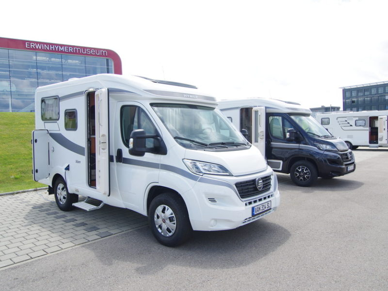 small motor home