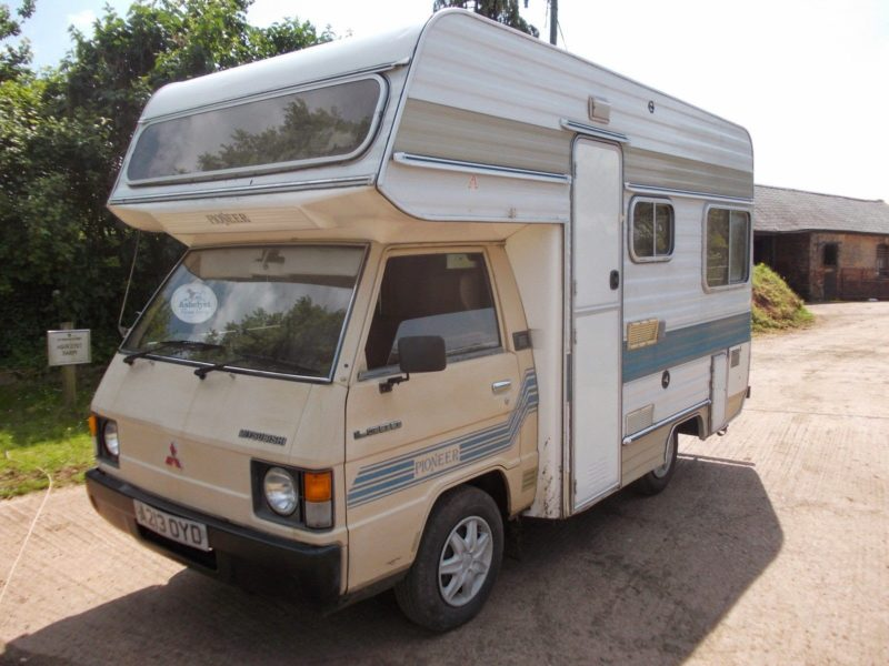 Small  Camper Photo Gallery - Small motor homes
