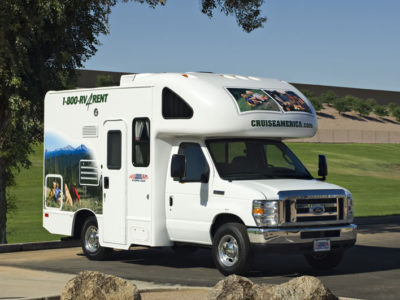 small rv rental