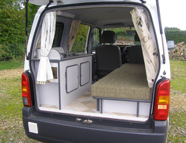 small rv vans | Camper Photo Gallery