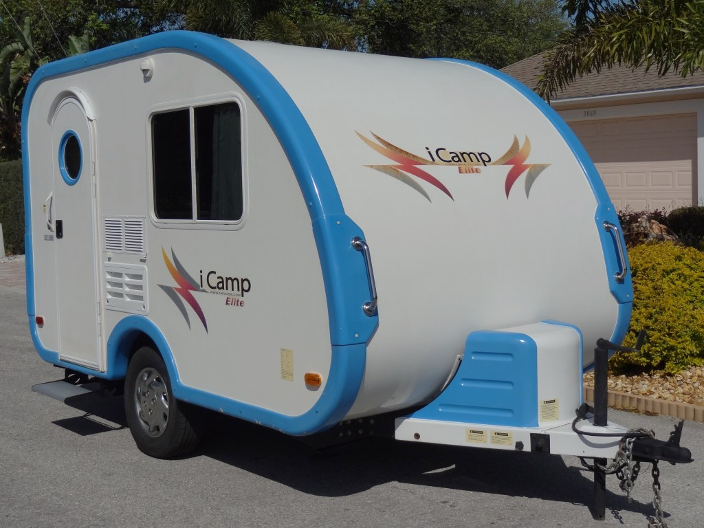 small tow camper