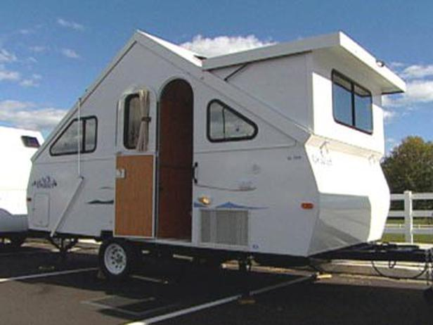 small towable camper