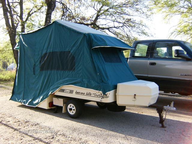 small towable rv