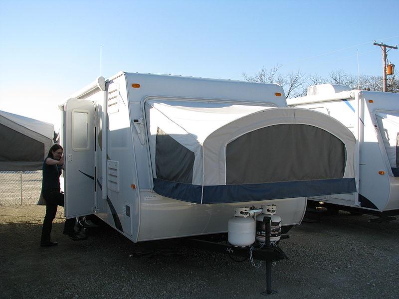 small trailer rv