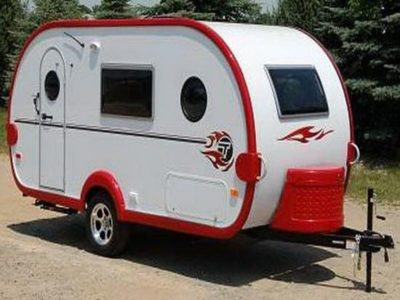 small ultralight travel trailers