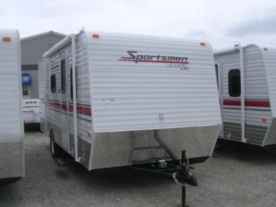 small used travel trailers