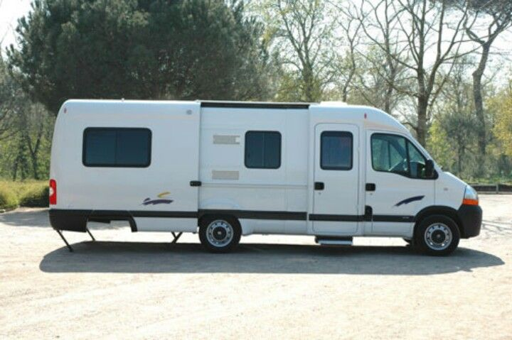 small van campers