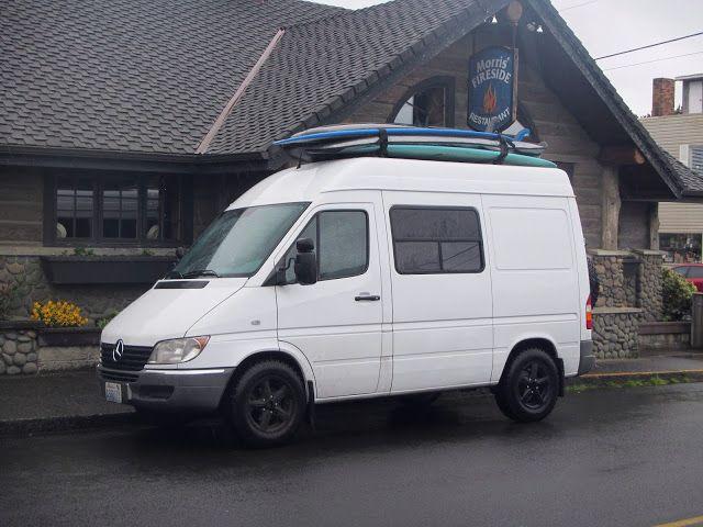 sprinter camper vans for sale