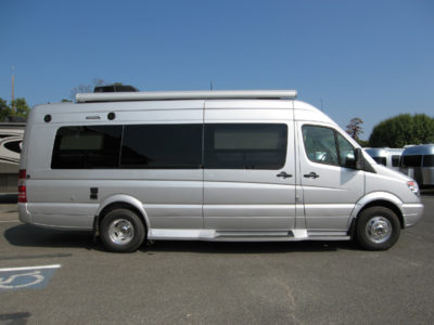 sprinter van camper for sale