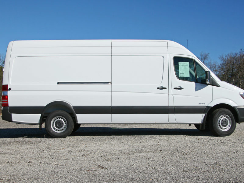 sprinter van rv for sale